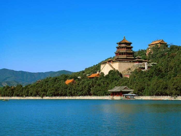 Phổ Đà Sơn là một trong những ngọn núi linh thiêng nhất tại Trung Quốc