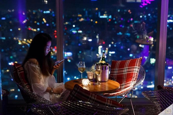 chill một đêm tại sài gòn