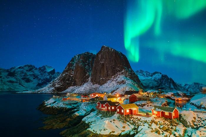 MỘT SỐ THÔNG TIN VỀ ĐẤT NƯỚC ICELAND & THỦ ĐÔ REYKJAVIK