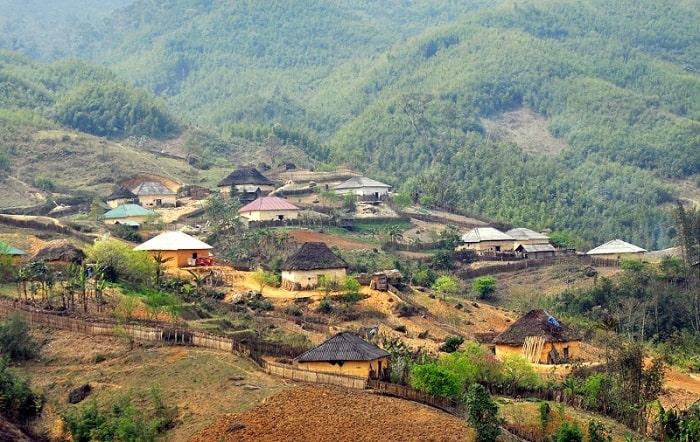 Tìm lại ký ức tuổi thơ ở các làng quê Bắc Bộ bình dị và mộc mạc