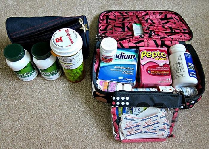 10 loại thuốc cần thiết nhất cho chuyến du lịch của bạn