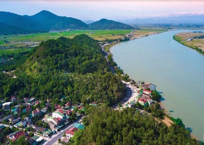 Di tích lịch sử trên quê hương đại thi hào Nguyễn Du