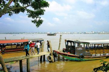 Check-in những địa điểm sống ảo ở Tiền Giang cực chất