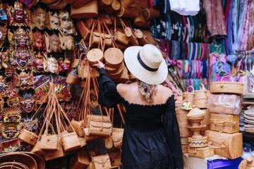 Đã ghé Bali là phải 'check-in' hết 7 khu chợ cuối tuần hay ho này