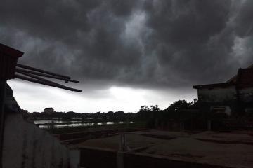 BÃO SỐ 4 sắp đi qua miền Trung, dự kiến lễ 2/9 mưa lớn khu vực miền Nam