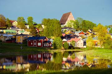 Những địa điểm chẳng thể từ chối khi đến du lịch Phần Lan