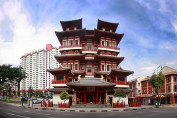 Viếng thăm những ngôi chùa linh thiêng nhất Singapore