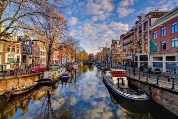 5 cảnh đẹp Hà Lan làm say đắm lòng người