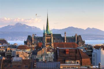 Phải đến Lausanne khám phá ẩm thực phong phú