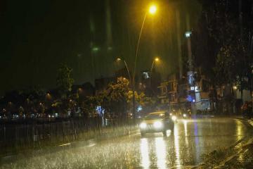 Bắc Bộ, Bắc Trung Bộ sẽ mưa lớn nhiều ngày
