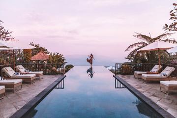 Đến Munduk Moding Plantation Natural Resort ngắm hồ mặt gương độc nhất vô nhị