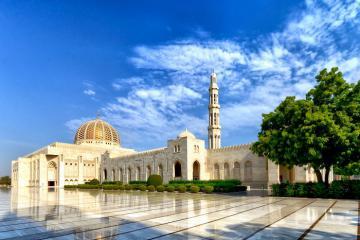 Muscat - thủ phủ hấp dẫn độc đáo của Oman