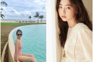 Mỹ nhân Sohee Wonder Girls du lịch Phú Quốc khoe ảnh nhan sắc hack tuổi khó tin
