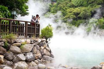 Ghé thăm suối nước nóng Beitou của Đài Bắc