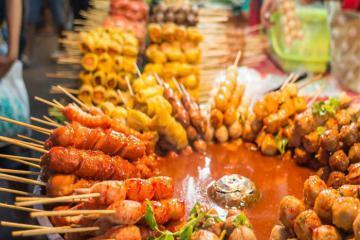 'Nâng cấp' vệ sinh ẩm thực đường phố Thái Lan để hút du lịch