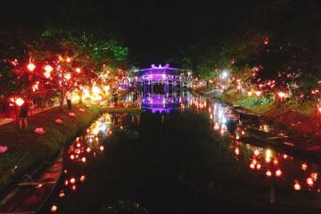Thừa Thiên Huế tổ chức phiên chợ đêm hàng tháng tại Cầu ngói Thanh Toàn