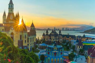 10 địa điểm được yêu thích nhất của du lịch thành phố biển Nha Trang