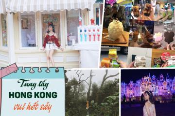 Du lịch Hồng Kông tự túc: Ăn gì, chơi đâu? (P.2)