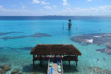 Cảnh đẹp quyến rũ níu chân du khách khi du lịch Mexico