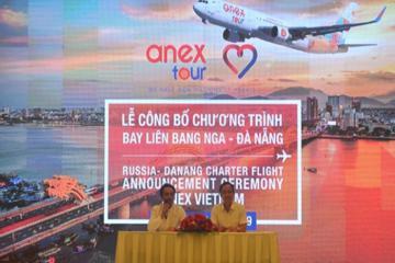 Đà Nẵng mở đường bay thẳng đến Nga