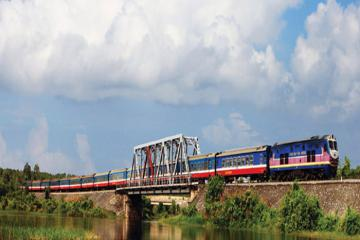 Đường sắt Sài Gòn phát hành thẻ giảm giá cho khách đi tàu