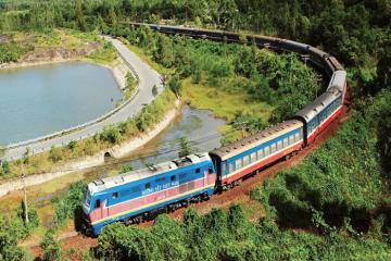 Đường sắt Việt Nam tăng chuyến dịp nghỉ Lễ 2/9
