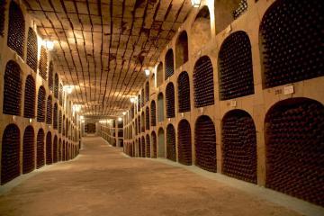 Đến Moldova khám phá hầm rượu vang Cordu lừng danh