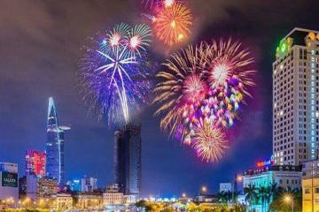 TP.HCM sẽ bắn pháo hoa tại 3 điểm dịp lễ quốc khánh 2/9