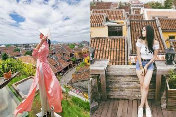 Địa điểm hot nhất Việt Nam được dàn Hoa hậu đình đám check-in