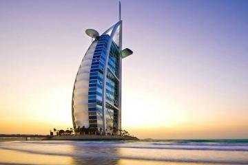 Top 5 khách sạn tại Dubai xa hoa và nổi tiếng bậc nhất hiện nay