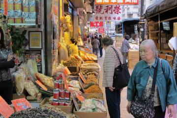 Thỏa thích mua sắm tại 9 khu chợ đường phố hàng đầu ở Hồng Kông