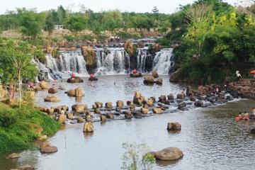 Khu du lịch thác Giang Điền – điểm vui chơi cuối tuần lý tưởng ở Đồng Nai