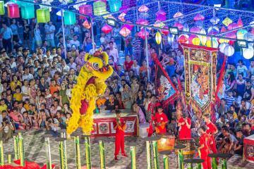 Đà Nẵng tổ chức lễ hội lân sư rồng quốc tế 2019 dịp 2/9