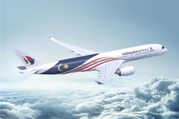 Malaysia Airlines giảm giá 25% trên nhiều chặng bay