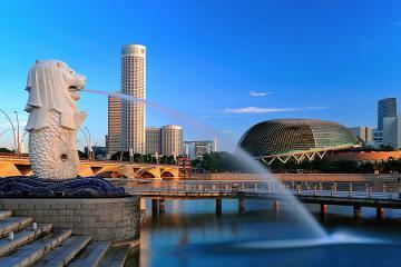 Du lịch Singapore đầy màu sắc nghệ thuật và giàu văn hóa