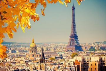 Ôi! Mùa thu Paris, còn gì tuyệt vời hơn thế ?