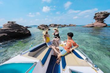 Chơi quên lối về với những điểm đến thiên đường tại Nam Phú Quốc