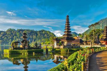 Bali - Hòn đảo của nghìn ngôi đền
