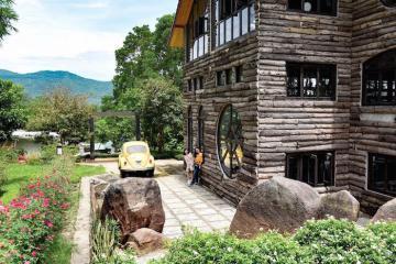 Căng tràn năng lượng tại khu du lịch sinh thái Đức Đường
