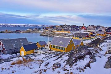 Tìm hiểu những điều thú vị chỉ có tại Greenland