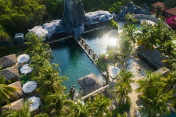 Suối nước nóng Bình Châu điểm thư giãn cuối tuần