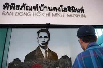 Thái Lan khai trương tuyến du lịch theo dấu chân Bác Hồ