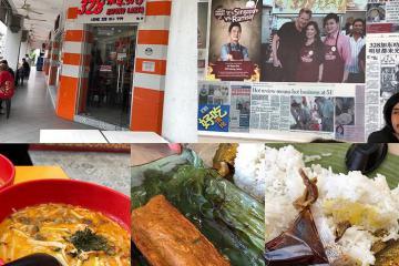 Tiệm mì Singapore nổi tiếng thu hút nhiều minh tinh đến ăn nhất