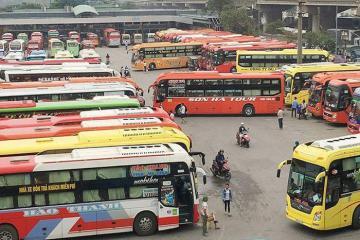 Hà Nội: 300 lượt xe được tăng cường phục vụ nhu cầu đi lại dịp 2/9