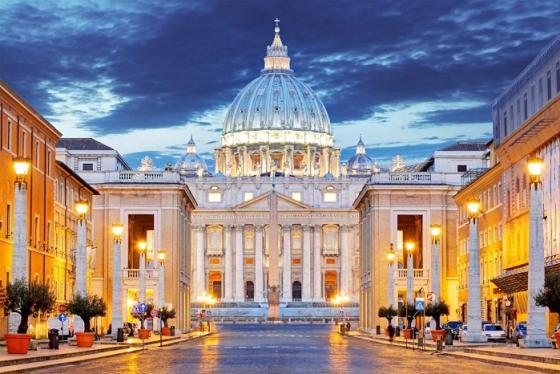 Khám phá những điều thú vị về đất nước Vatican bé nhỏ