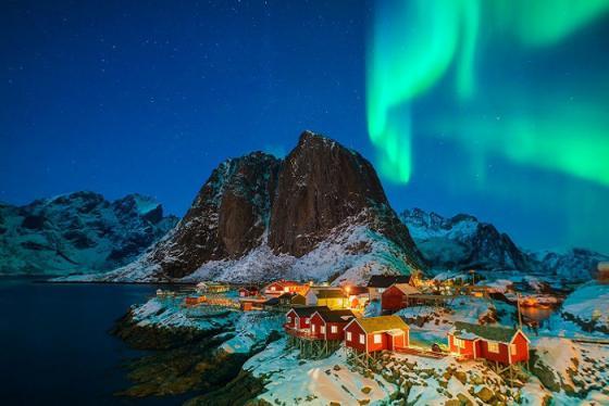 Du lịch Iceland và các mùa trong năm