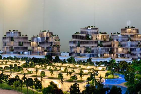 Thanh Long Bay Phan Thiết - tổ hợp đô thị nghỉ dưỡng và thể thao biển