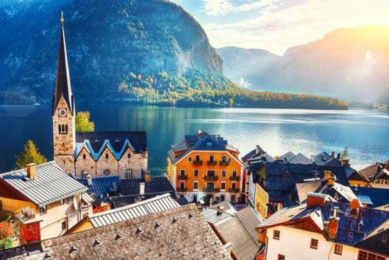 Ghé thăm thị trấn Hallstatt - di sản nghìn năm của nước Áo