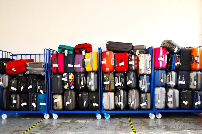bỏ lại hành lý