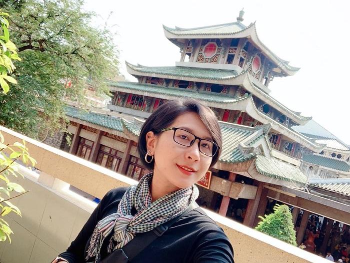 Cô gái 30 tuổi đam mê đi du lịch: Thích là đi thôi chẳng cần lý do